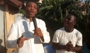 Comedy Video: Woli Agba Assigned Dele as New Choirmaster (So Hilarious)